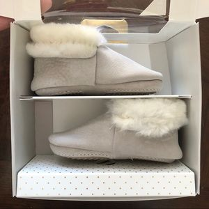 Freshly Picked salt Flats Shearling